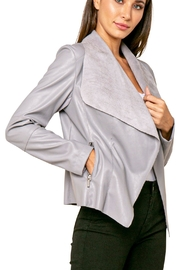 love token Stingray Collar Jacket - Front cropped