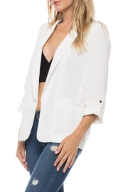 Love Tree Blazer In Ivory - Product Mini Image