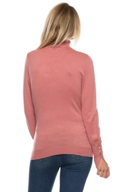 Love Tree Blush Turtle Neck - Other