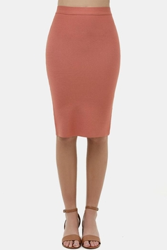 Shoptiques Product: Bodycon Pencil Skirt