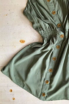 Love Tree Button Down Dress - Product List Image