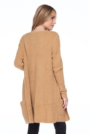 Love Tree Candy's Soft Pocket Cardigan - Front full body