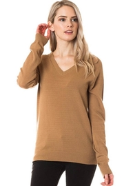 Love Tree Classic V-Neck Sweater - Product Mini Image