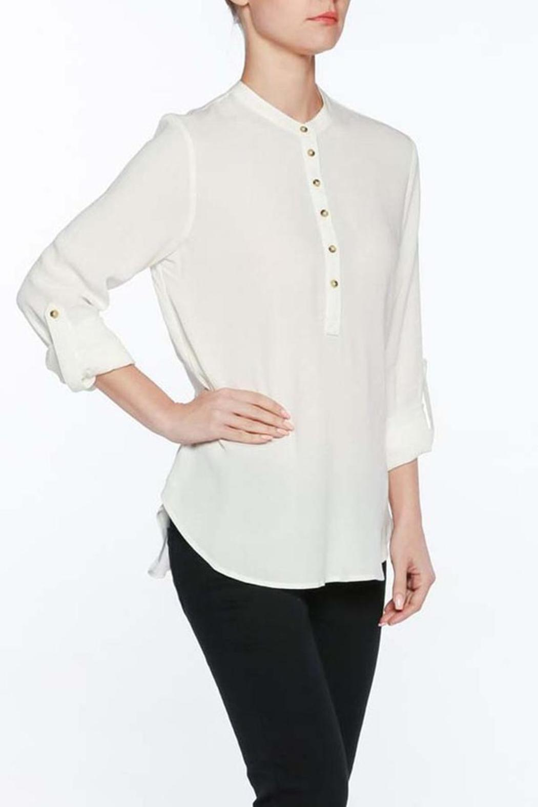 Crisp white blouse breeze clothing for Crisp white cotton shirt
