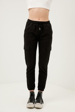Shoptiques Product: Cropped Slim Joggers