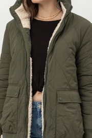 Love Tree Emmy Reversible Jacket - Other