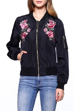 Love Tree Floral Bomber - Product List Image