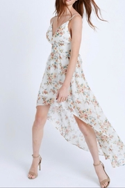 Love Tree Floral High-Low Dress - Product Mini Image