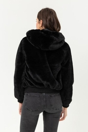 Love Tree Fur Hooded Jacket - Other