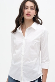 Love Tree Half Sleeve Button Up Shirt - Product Mini Image