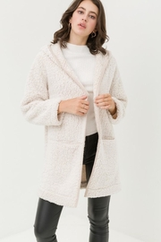 Love Tree Heavenly Teddy Jacket - Product Mini Image