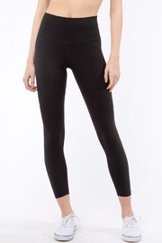 Love Tree High Waist Gym Leggings - Front cropped