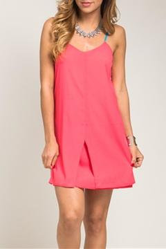Shoptiques Product: Little Coral Dress