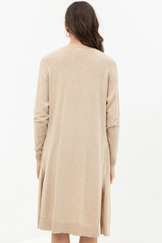 Love Tree Long Duster Cardigan - Other