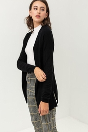 Love Tree Long Sleeve Cardigan - Front full body