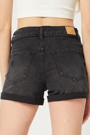 Love Tree Mid-Rise Denim Shorts - Other