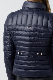 Love Tree Padded Puffer Jacket - Front full body