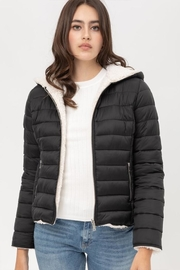 Love Tree Reversible Puffer Jacket - Product Mini Image