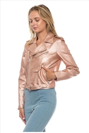 Love Tree Rose Gold Jacket - Front cropped