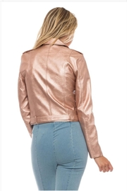 Love Tree Rose Gold Jacket - Side cropped
