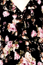 Love Tree Ruffle Floral Dress - Other