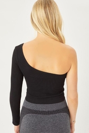 Love Tree Seamless Ots Crop Top - Other