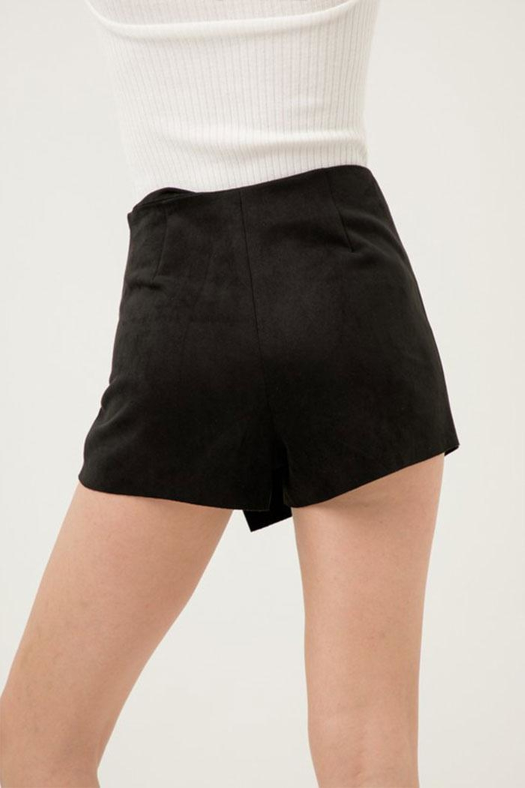 Love Tree Skort With Pareo-Front - Side Cropped Image