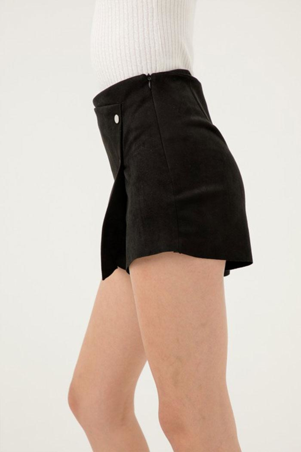 Love Tree Skort With Pareo-Front - Back Cropped Image