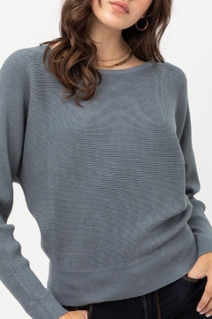 Love Tree Soft Dolman Sweater - Product List Image