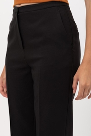 Love Tree Solid Formal Trousers - Other