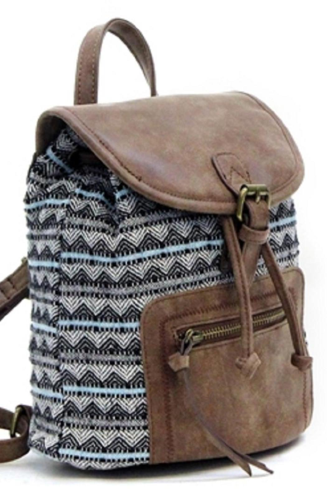 Love Trove Mini Backpack Purse from Nebraska by The Turquoise ...