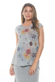 Inoah Lovebirds Sleeveless Top - Product Mini Image