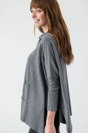 Mer Sea Lovecycled Hoodie - Side cropped
