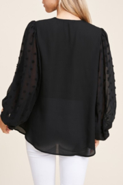 Staccato Loved By You Top - Front full body