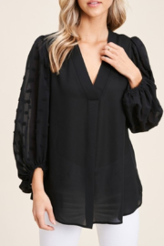 Staccato Loved By You Top - Front cropped