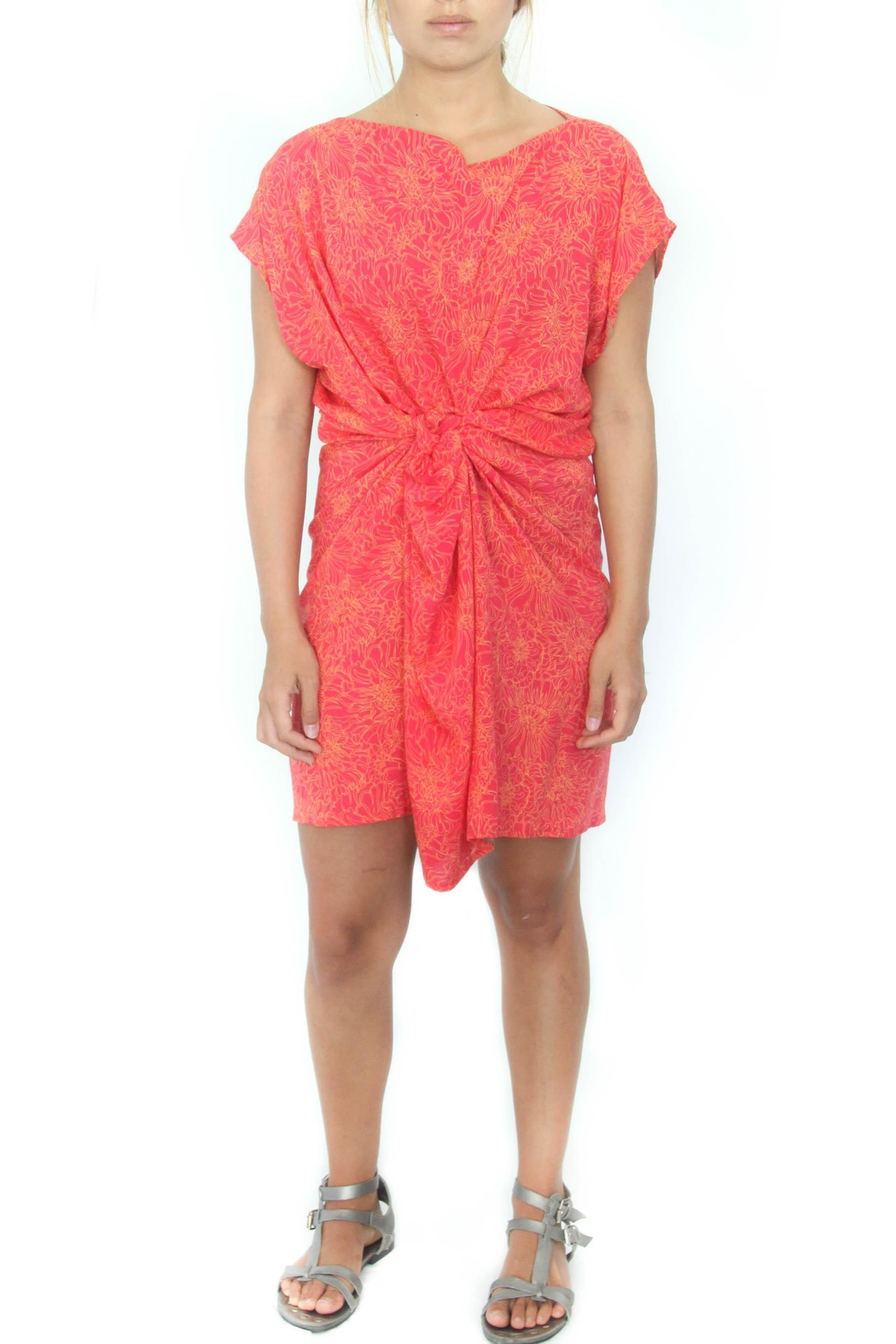 LOVEleigh Bentley Shift Dress - Front Cropped Image