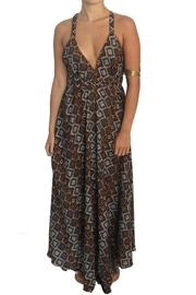 LOVEleigh Brown Noosa Dress - Product Mini Image