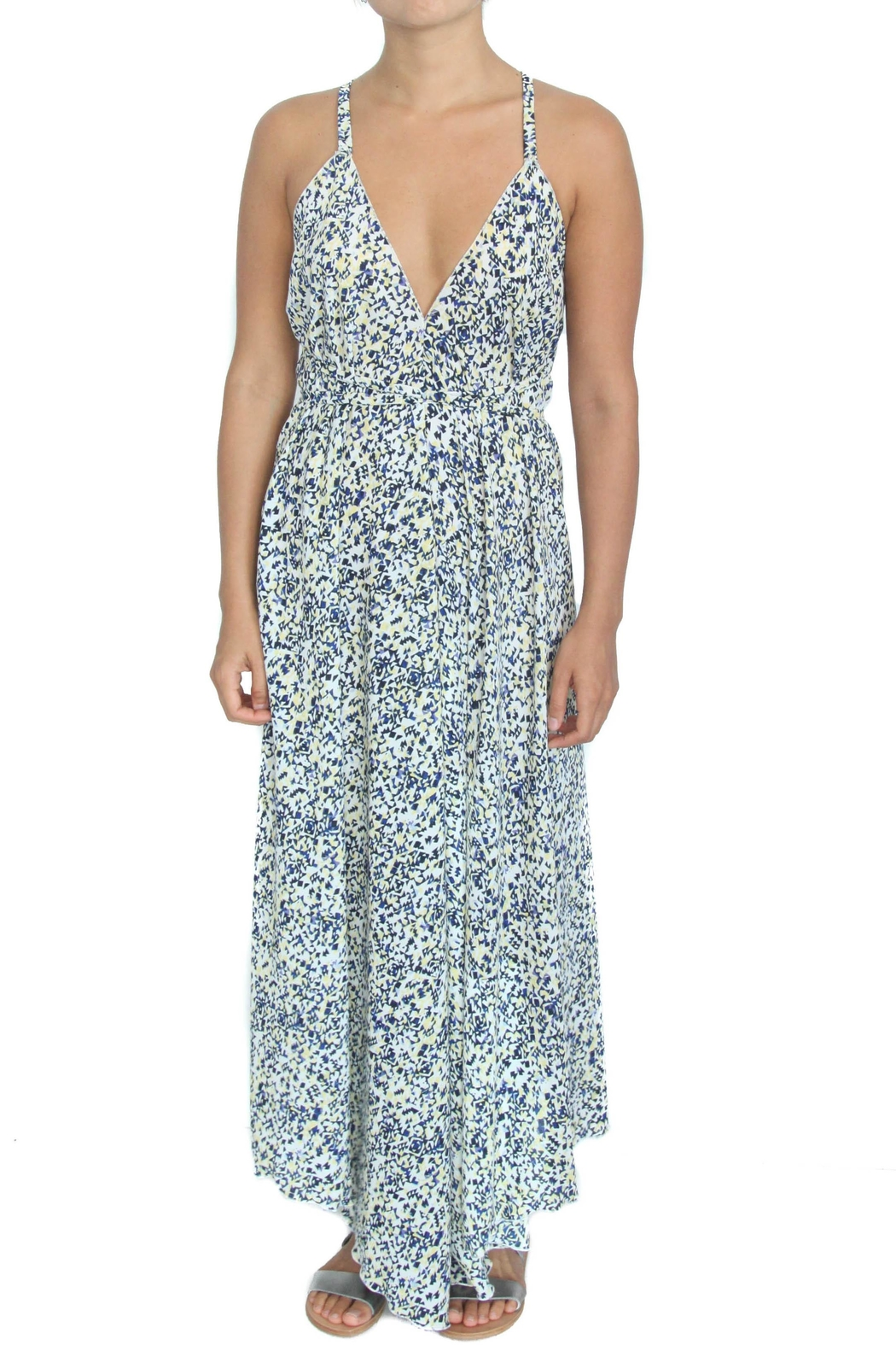 LOVEleigh Lemon Noosa Dress - Main Image