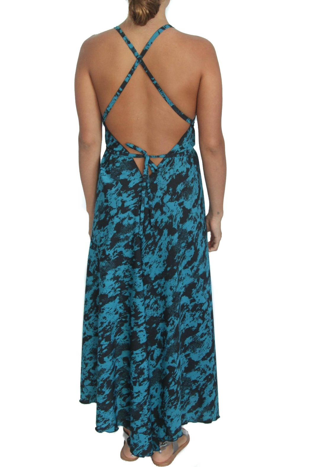 LOVEleigh Mystery Noosa Dress - Front Full Image