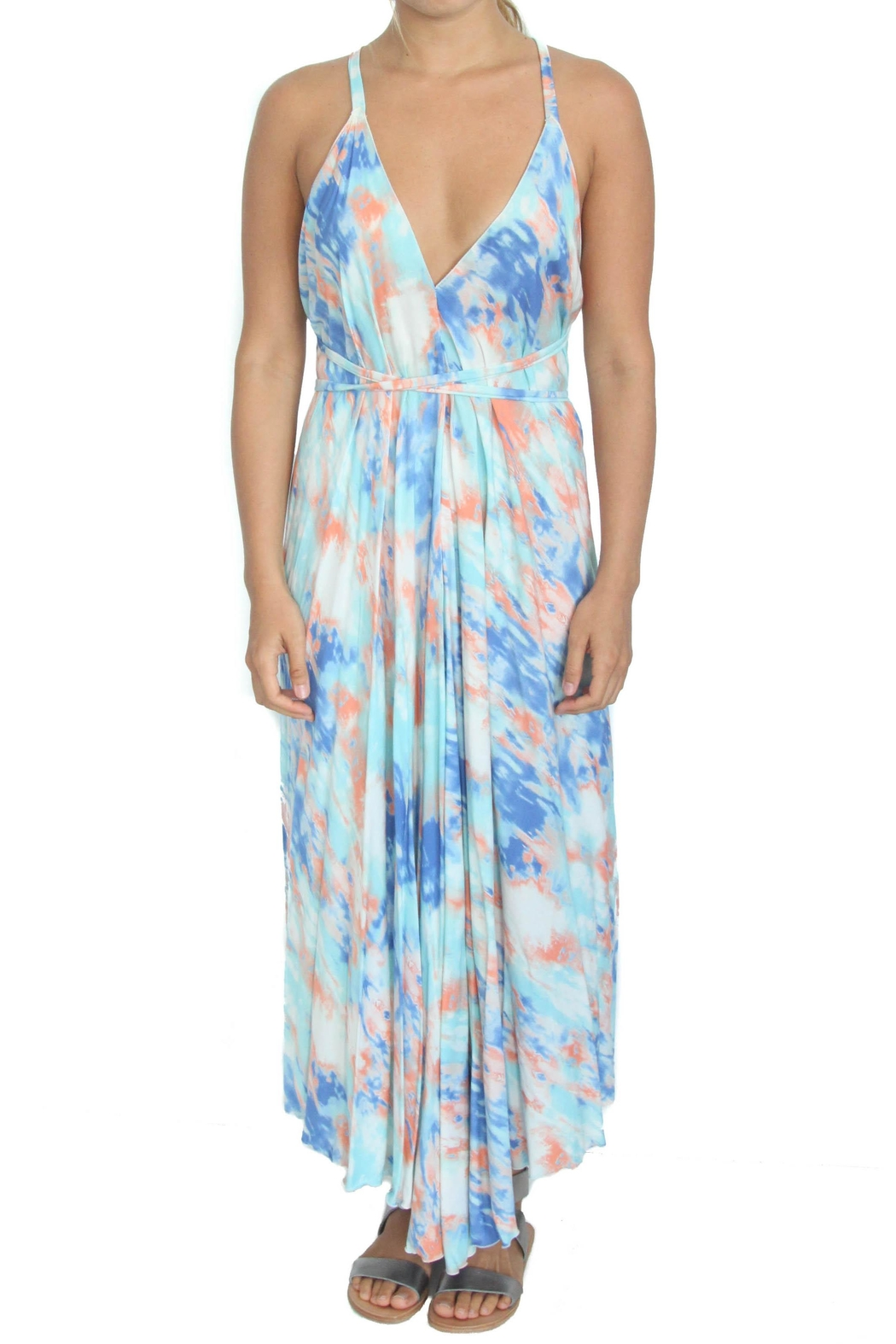 LOVEleigh Noosa Pool Dress - Front Cropped Image