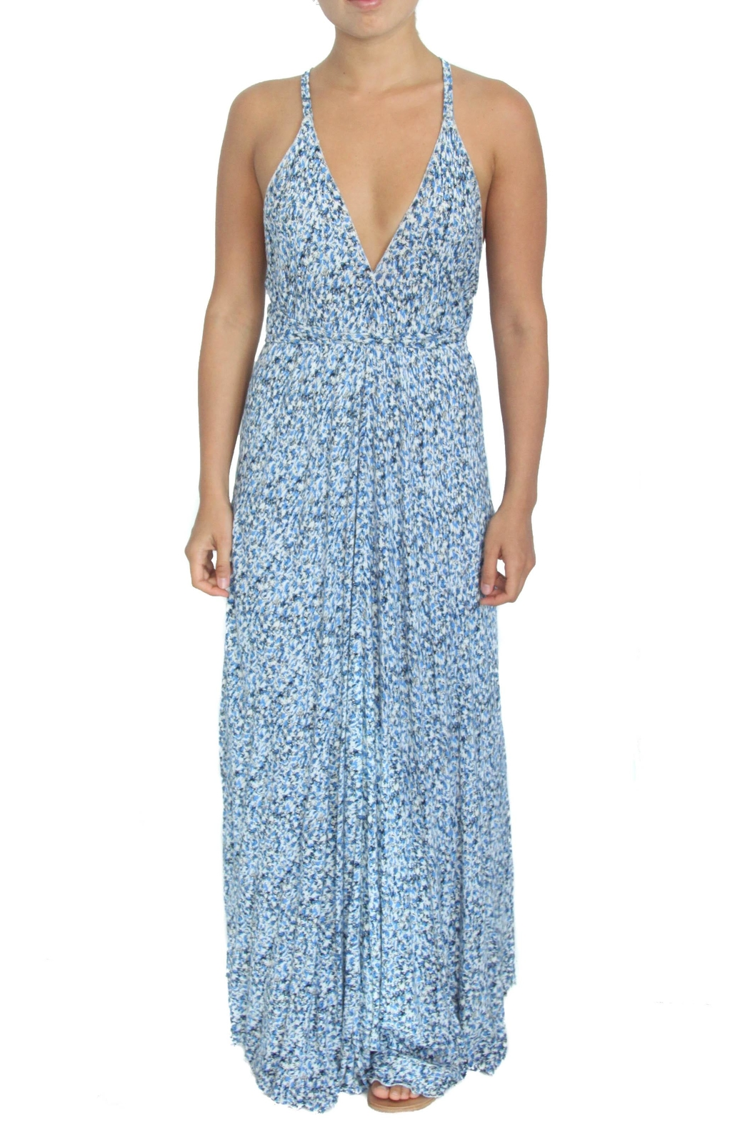 LOVEleigh Noosa Ultra Dress - Front Cropped Image