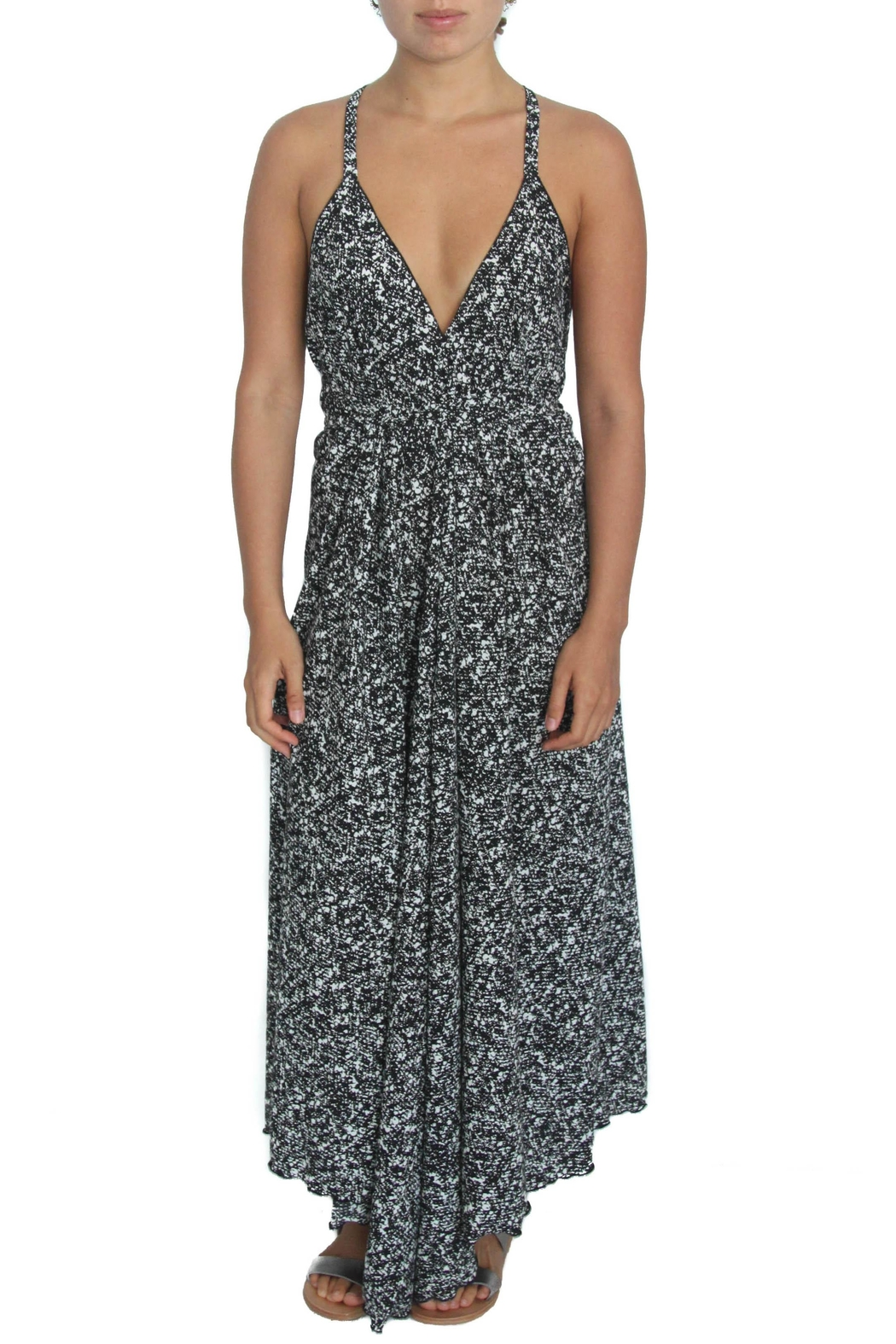 Loveleigh Noosa Maxi Black From Mexico By Eclectic Array Shoptiques