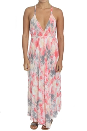 LOVEleigh Noosa Salmon Maxi Dress - Product Mini Image