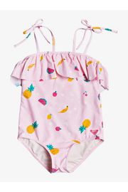 Roxy Lovely Aloha One-Piece Swimsuit - Front cropped