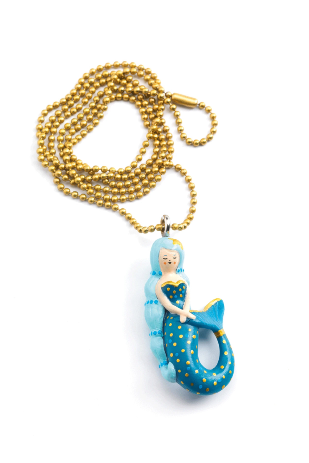 Djeco  Lovely Charm Necklaces - Front Cropped Image