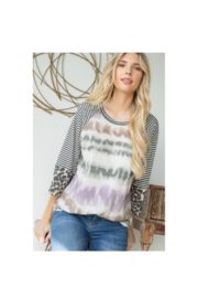 Lovely J Top - Front cropped