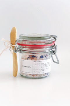 Shoptiques Product: Lovely Lavender Organic Bath Salts
