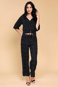 Shoptiques Product: Lovely Polka-Dot Pants