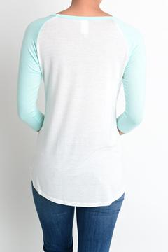 Shoptiques Product: Mint Coffee Tee