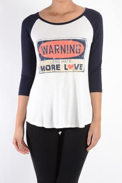 Lovely Souls More Love Tee - Product List Image